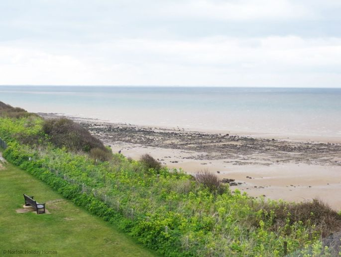 View of Old Huntanton Beach
