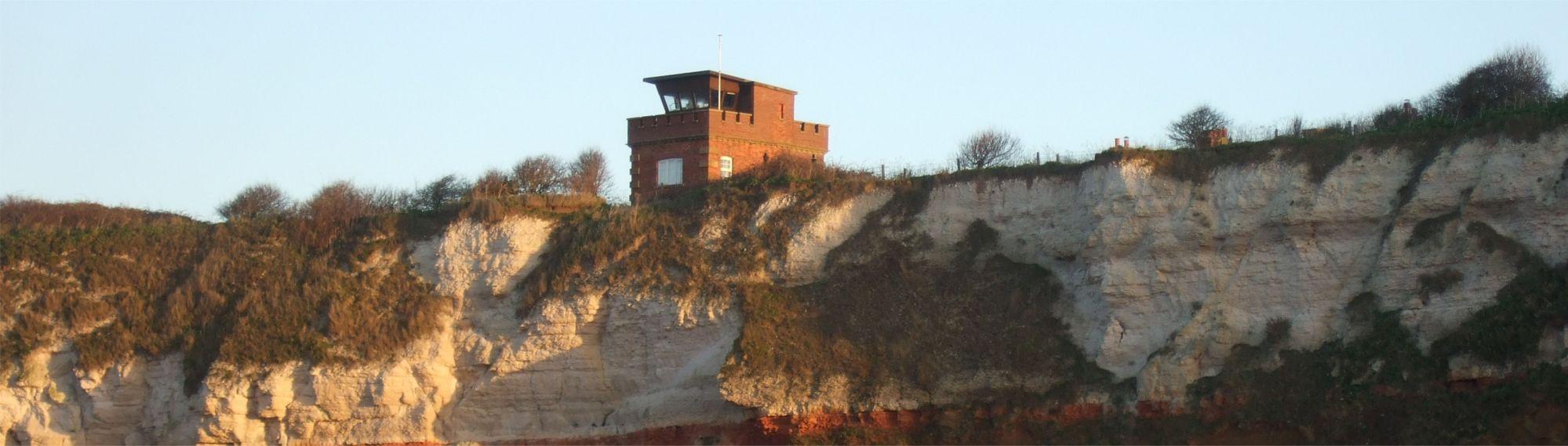 Clifftop Coastguard Lookout Hunstanton